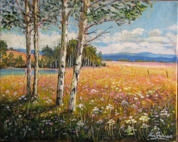 Edirh Lake Flowers