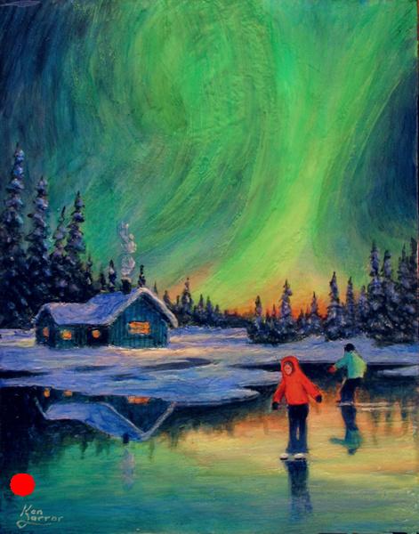 Magic on a Frozen Pond