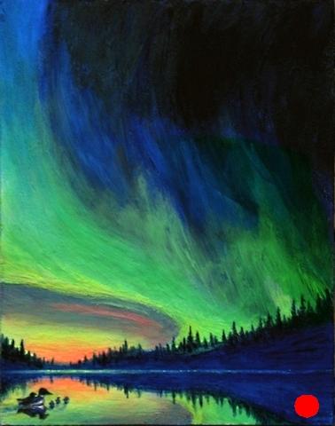 Lake of the Aurora
