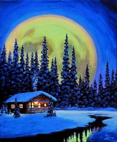 Small Cabin, Big Universe