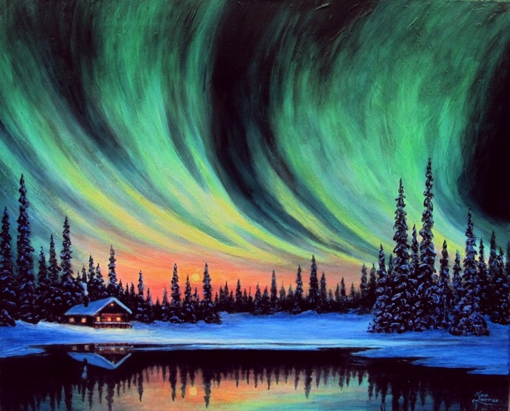Reflections Of A Northern Symphony