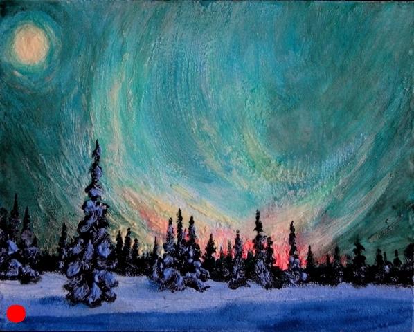 Moonlit Passage