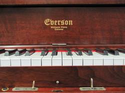 Everson Player Piano