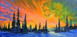 Living Sky - Sun Peaks