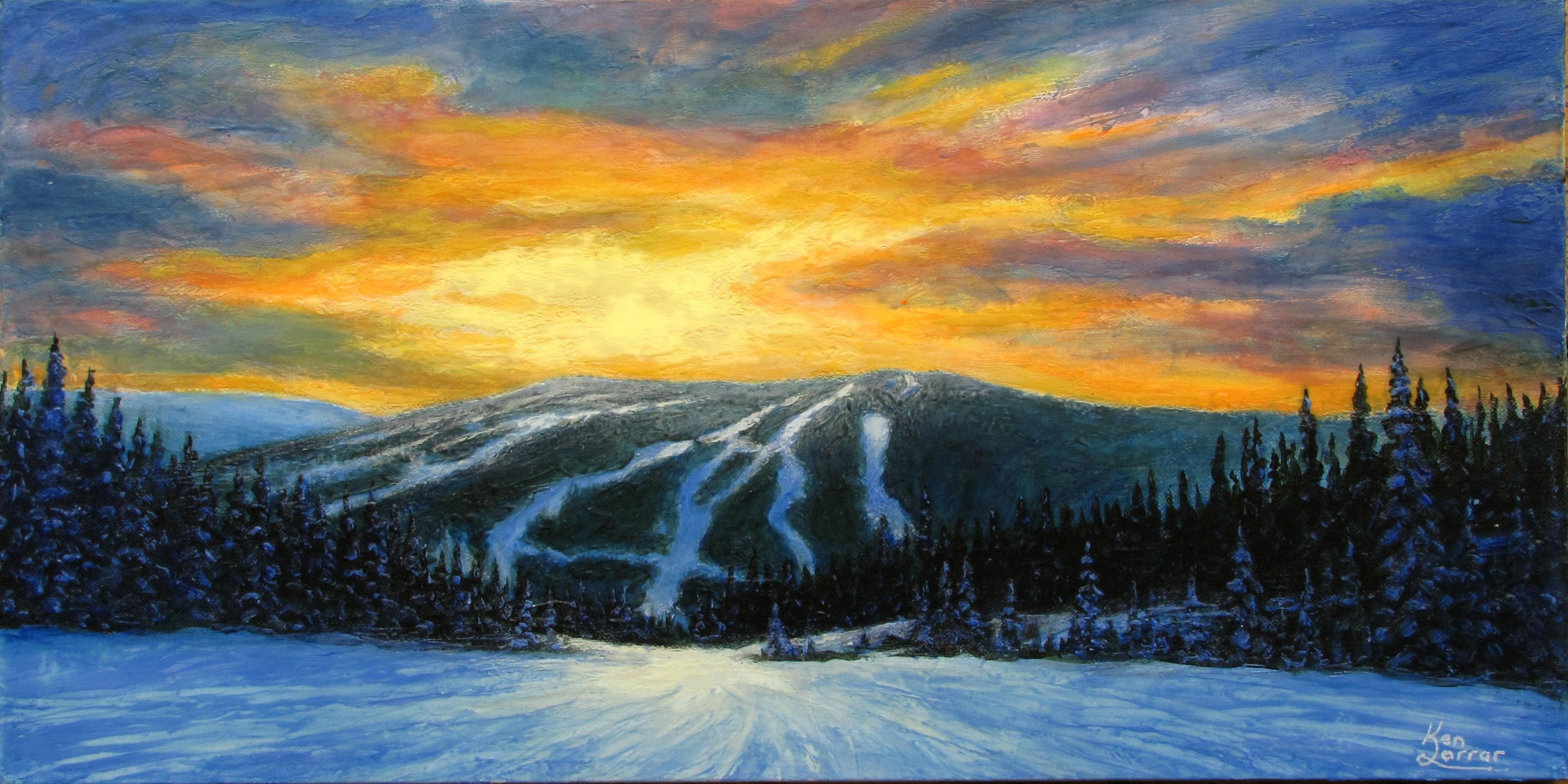 Magic In The Sky - Sun Peaks