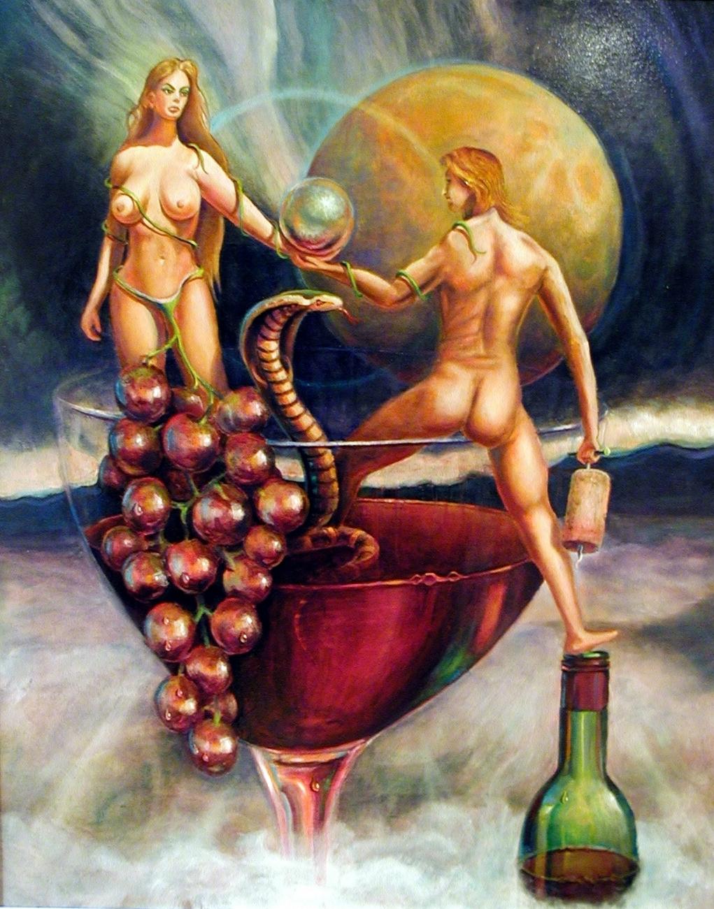 wine offering