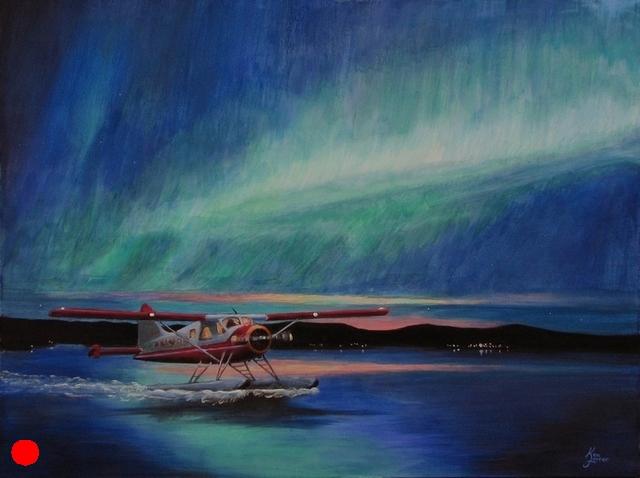 Flight of the Aurora