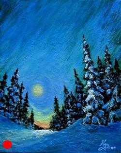 Moonlit Passage II