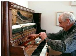 Kamloops piano tuning, Ken Farrar, Kamloops piano tuners