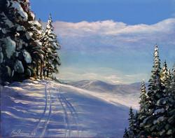 Snow High Ground