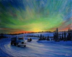 Ice roads
