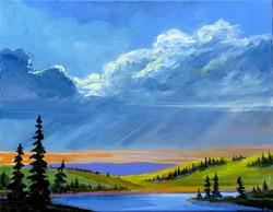 Edith Lake Aug 01 2012