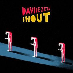 shout davide zeta music cover