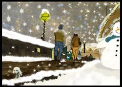 Christmas loneliness II