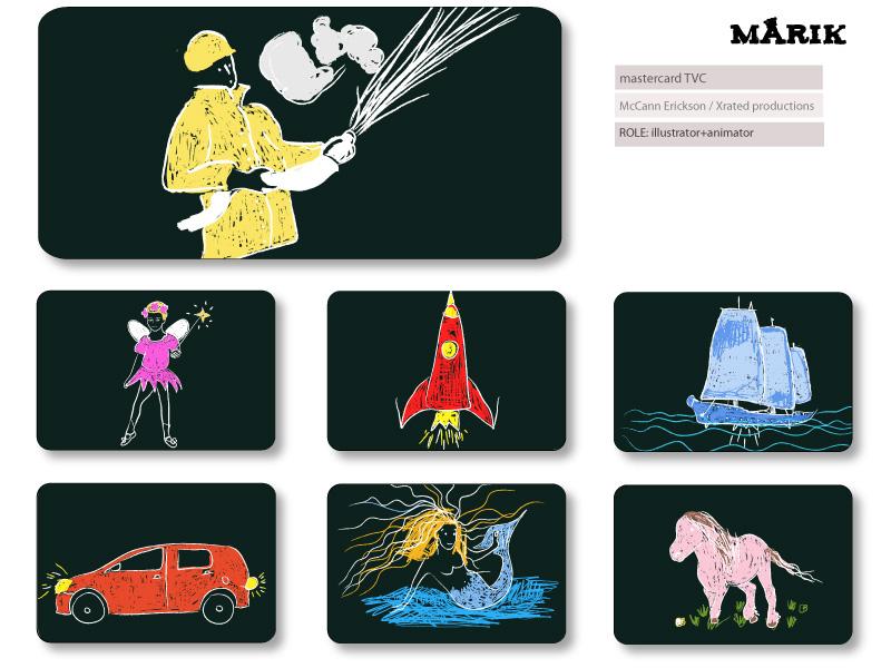 "Mastercard ""make a wish"""
