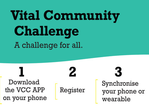Vital Communities challenge engages everyone into an active lifestyle