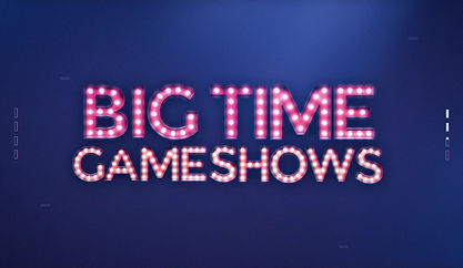 Big Time Gameshows - Big Time Fun!