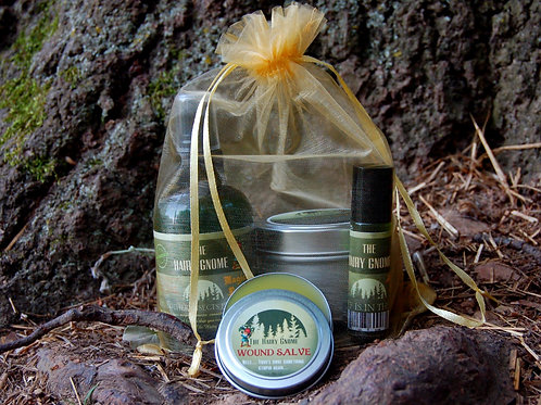 The Hairy Gnome Magical Potions 4pc. Gift Set