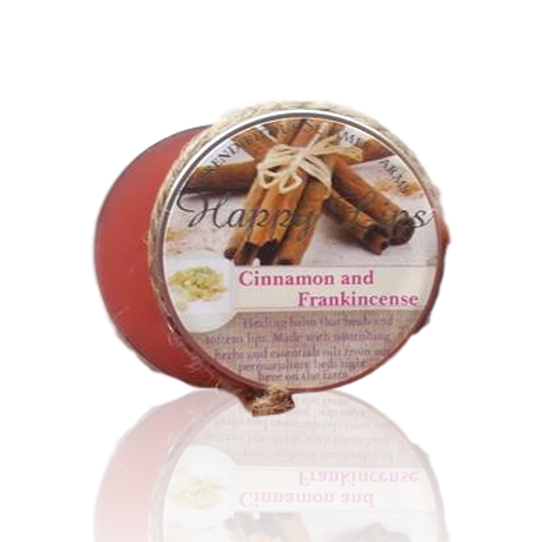 Happy Lips- Cinnamon and Frankincense 2 Pack