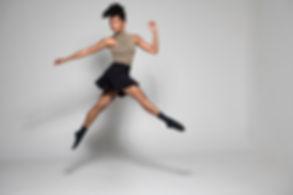 Tiffany Mellard, dancer, New York City