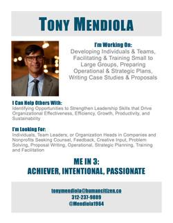 Tony Mendiola