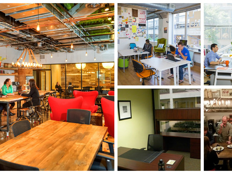 Coworking Around Chicago: Go Inside Assemble West Loop, Office Evolution, & NextSpace