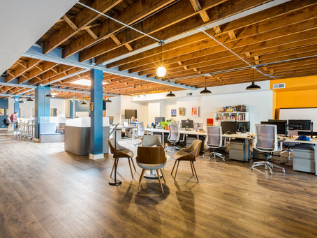 Coworking Around Chicago: An Inside Look at The Co-Op, Level Office, and Second Shift