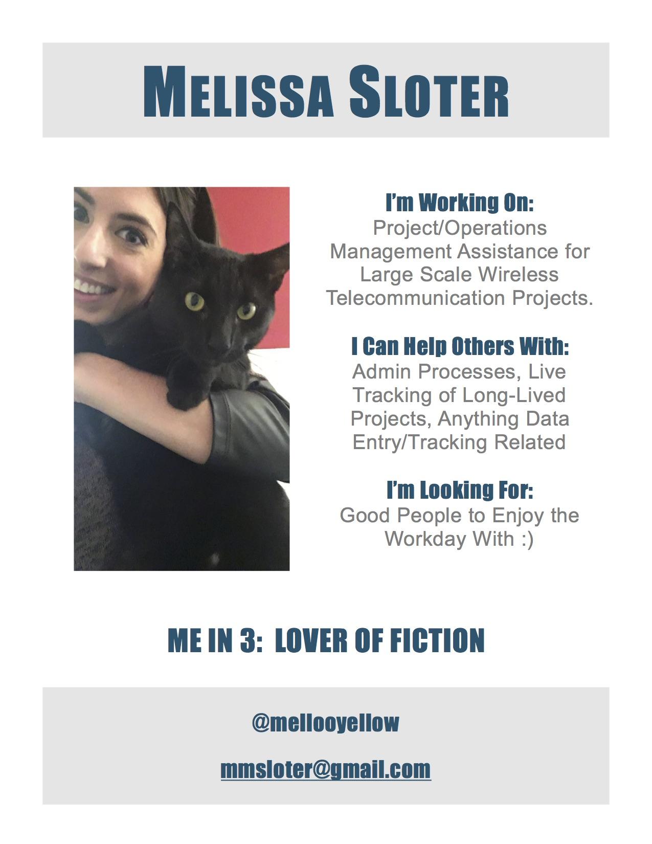 Melissa Sloter