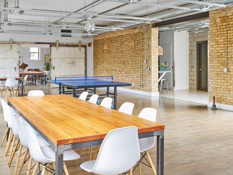 Coworking Around Chicago: An Inside Look at The Roof Crop, Officeport, & Free Range