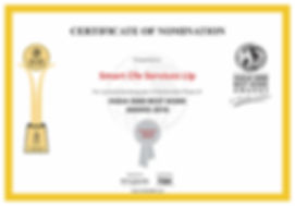India5000_Nomination_Certificate 2018.jp