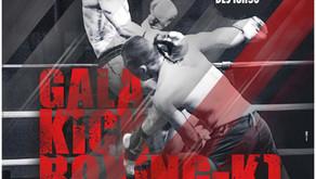 Noéva réseau national d'installateurs - alarme - PC Télésurveillance - sponsorise  le Kick Boxing