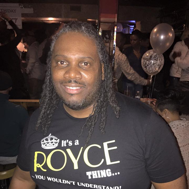 Royce Darcell Banks