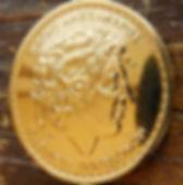 100 Драхм, 1990 года, Греция, Монета, Монеты, 100 Драхмес, 100 Drachma 1990, Greece,Александр Македонский на монете.