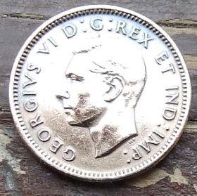 1 Цент, 1942 года,Канада, Монета, Монеты, 1 Cent 1942, Canada,Флора, Кленове листя,Flora, Maple leaves, Флора, Кленовые листьяна монете, КорольGeorgivs VI, Георг VIна монете.