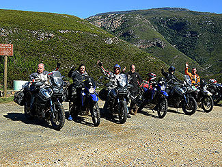 Guided & GPS Motorcycle Tours in Namibia