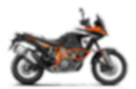 KTM 1090 Adventure hire in Cape Town