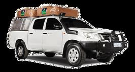 Self Drive 4x4 Cape Town to Johannesburg