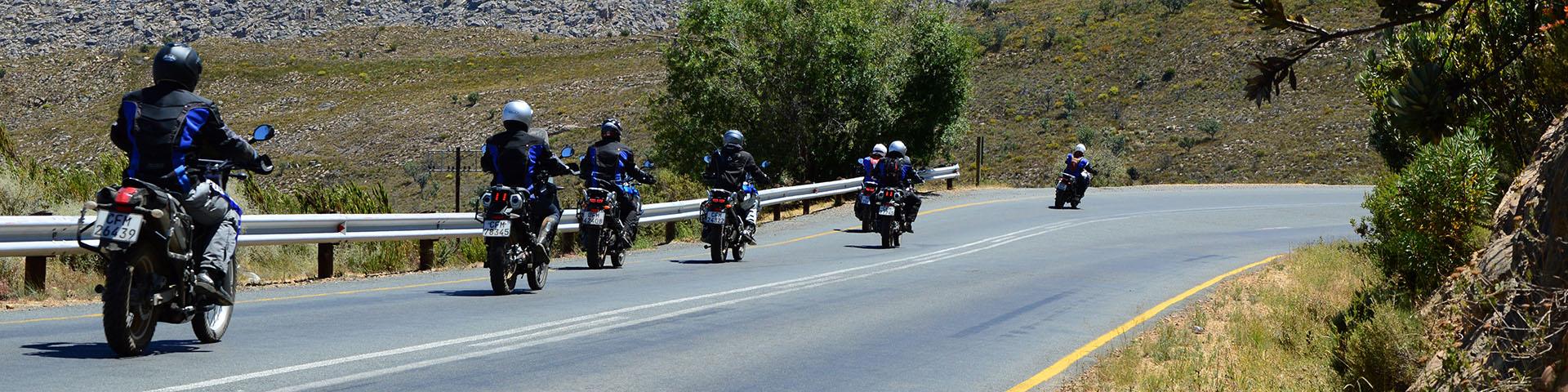 Ride The Western Cape
