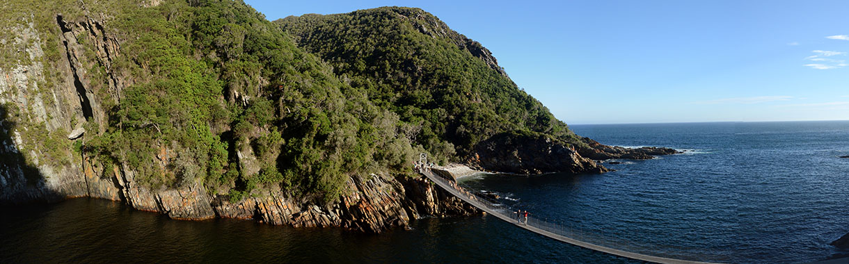 Suspension Bride, Storms River Mouth