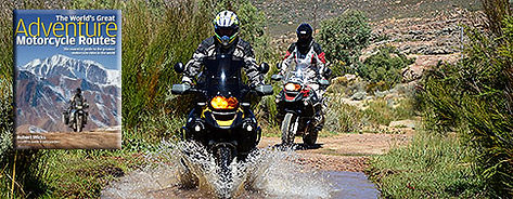 BMW Motorcycle Tours - 4 Day CEDERBERG & KAROO EXPLORER - 80% GRAVEL