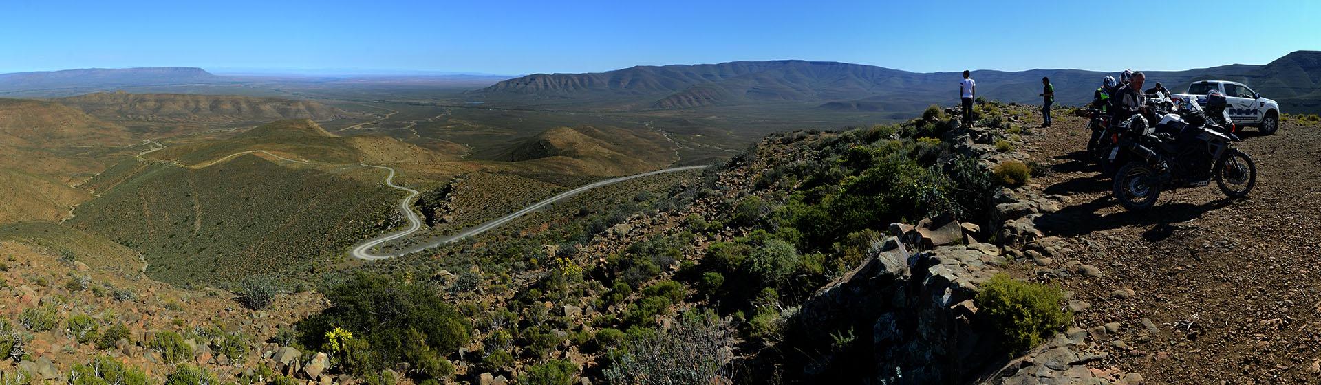 Ouberg Pass, Tankwa Karoo