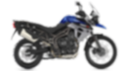 Cheap Triumph Tiger  Motorcycle Rentals in Cape Town