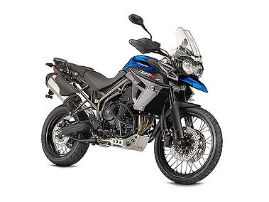 Triumph Motorcycle Rentals in Cape Town
