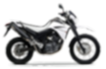 Cheap Yamaha Motorcycle hire in Cape Town