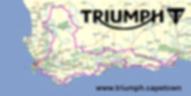 12 Day Triumph Motorcycle Tour of the Garden Route, South Africa
