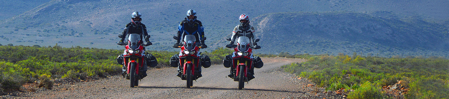 Africa Twin Rentals & Tours
