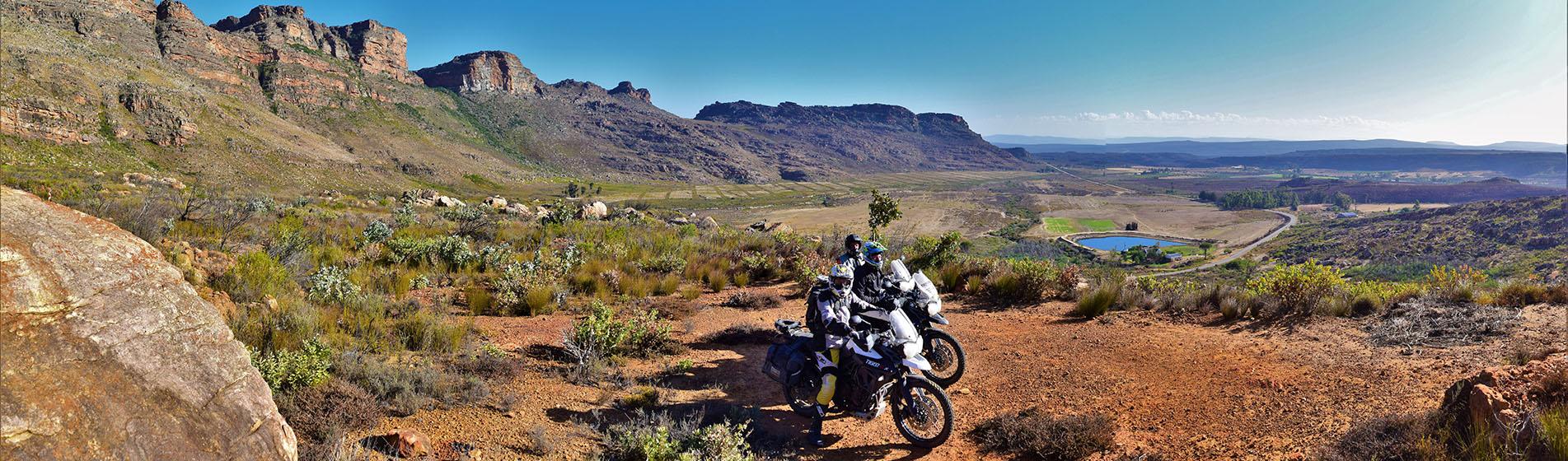 Triumph Tiger Motorcycle Rentals