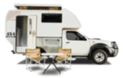 4x4 Camper Rentals