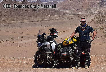 Craig Marshall - CEO & Founder of the MSA-Group