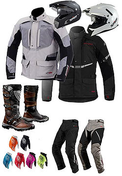 Motorcycle Rental Clothing
